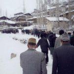 Ali Akyüz Abimiz HAKKA Yürüdü